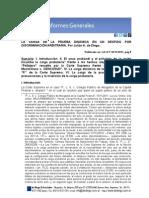 Informe General de Diego