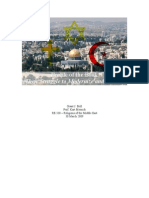 religions of the me research paper (final)
