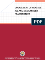 Guide to Management of Practice for Small and Medium Sized Practitioners - CCBCAF