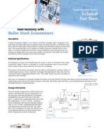 Boiler Stack Economizers