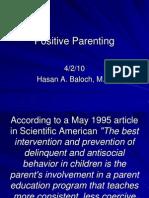 Positive Parenting 4-2-11 IAR[1]