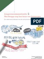 Eindproject communicatiemanagement Arteveldehogeschool - Jongerencommunicatie