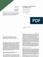 Rueschemeyer- Capitalist Development...