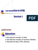01. Session 01 _ Introduction to HTML