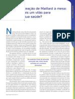 Artigo-reacao Maillard Vilao a Mesa