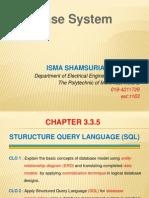 Chapter 3.3.5-SQL Dml