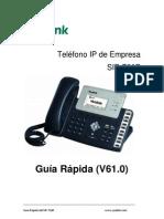 Yealink Guia Rapida