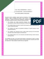 unit work sample template - educ 323