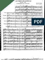 Las Tres Huastecas Score Mariachi Cobre