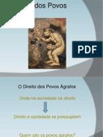 Direito Dos Povos Agrafos