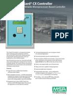 Z Gard CX Bulletin - En