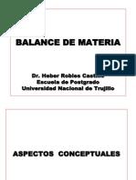 1. Balance de Materia- Shuler