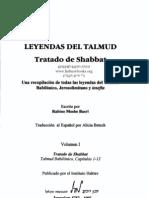 Leyendas Del Talmud Shabat I  RAV MOSHE BASRI