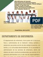 Departamento de enfermería.pptx