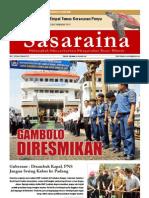 Buletin Sasaraina Edisi Maret 2013