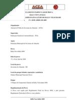RPP 2009 - Nova Itália