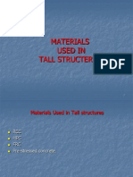 Materials Used in Tall Structures