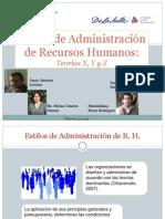 Presentación Estilos de Admón de RH.pptx