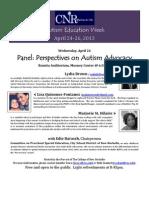 CNR Autism Programs