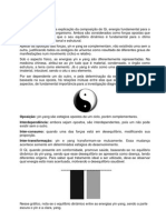 Resumo Yin-Yang 5 Elementos Zang Fu