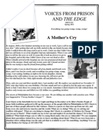 Voices From Prison & The Edge Issue #15