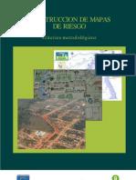 Elaboración de Mapas de Riesgos para Desastres Naturales