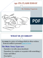 Inclass Essay- Time Management_ky