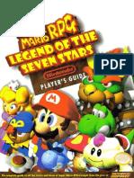 Super Mario RPG - Players Guide