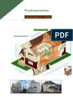 Casas de Madera Sistema Constructivo