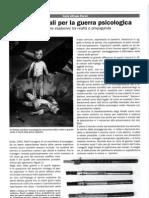 Penne esplosive tra realtà e propaganda durante la Seconda Guerra Mondiale. Armi speciali per la guerra psicologica