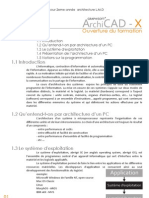 Formation ArchiCAD Cr0