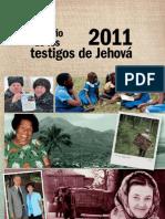 ANUARIO DE LOS TESTIGOS DE JEHOVÁ 2011