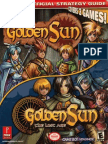 Golden Sun & Golden Sun the Lost Age - Official Strategy Guide