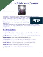 Conexão com os 7 Arcanjos - CURSO