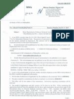 ReviewKeys.COM Maharashtra TTA 2013 Notification