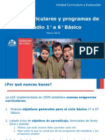 Bases Curriculares PPT
