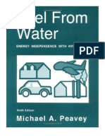 Fuel From Water (Excerpt)