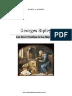 Ripley Georges - Las Doce Puertas de Alquimia
