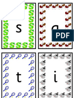 Printable Synthetic Cards