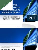 Inventario Multifásico de la Personalidad de Minnesota 2 (MMPI-2) Psicólogos Scribd  Psic. Jose Antonio Ortiz Vélez