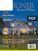 Designer Houses Plans 2011 Fall