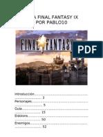 Final Fantasy Ix (Pablo10)