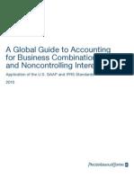 PwC - Snapshot Asset vs Business | Goodwill (Accounting) | Mergers