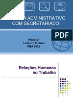 RELAÇÕES HUMANAS NO TRABALHO.ppt