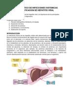 Diagnostico de Infecciones Sistemica