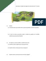 Matemática Ficha Metro