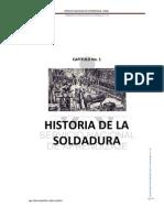 Historia de La Soldadura (Capitulo No. 1)