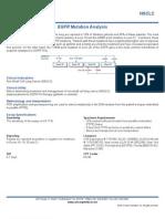 EGFR Mutation Analysis