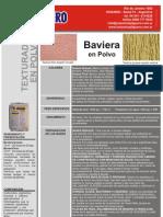 BAVIERA_POLVO texturado
