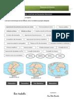 Calendário Geológico